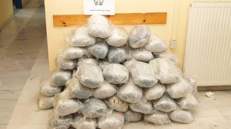 Άρτα: Συνελήφθη 39χρονος έμπορος ναρκωτικών (pics)