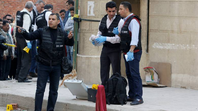 Αίγυπτος: Το ISIS ανέλαβε την ευθύνη για την επίθεση στην εκκλησία
