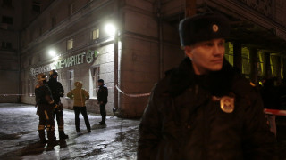 Ο ISIS ανέλαβε την ευθύνη για την έκρηξη στην Αγία Πετρούπολη