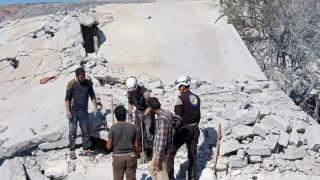 Συρία: Μαίνονται οι μάχες καθεστώτος-τζιχαντιστών προ των πυλών της Ιντλίμπ