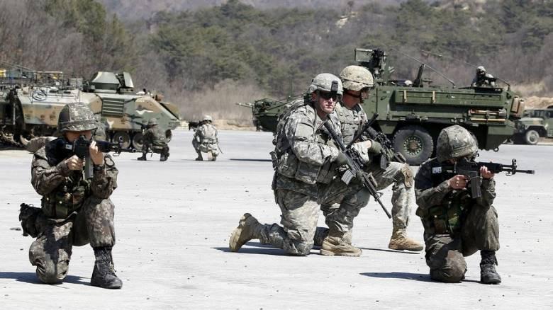 ΗΠΑ: Ο στρατός θα δέχεται από την 1η Ιανουαρίου μέλη της διεμφυλικής κοινότητας