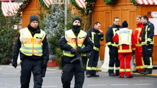 Δρακόντεια μέτρα ασφαλείας στις πόλεις της Γερμανίας ενόψει Πρωτοχρονιάς