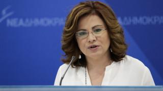 Σπυράκη: Δεν υπάρχει ενιαία στάση για την ΠΓΔΜ - Για εμάς δεν υπάρχει κυβέρνηση