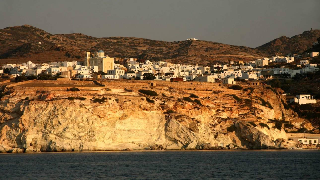 Ένα ελληνικό νησί ανάμεσα στις τουριστικές προτάσεις της Telegraph για το 2018