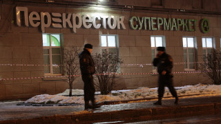 Αγία Πετρούπολη: Συνελήφθη ο δράστης της επίθεσης στο σούπερ μάρκετ