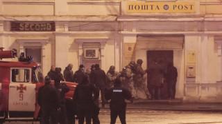 Έληξε η πολύωρη ομηρία στο ταχυδρόμειο της Ουκρανίας
