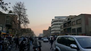 Ιράν: Δύο διαδηλωτές τραυματίστηκαν από σφαίρες (vid)