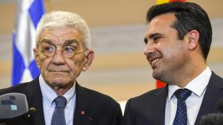 Στη Θεσσαλονίκη για την Πρωτοχρονιά ο πρωθυπουργός της ΠΓΔΜ