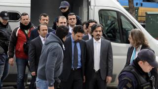 Στη Δικαιοσύνη παραπέμπει το ζήτημα του ασύλου του Τούρκου στρατιωτικού η κυβέρνηση