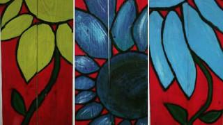 Ένας Παλαιστίνιος πρόσφυγας δημιουργεί υπέροχους πίνακες ζωγραφικής από το... τίποτα (pics)