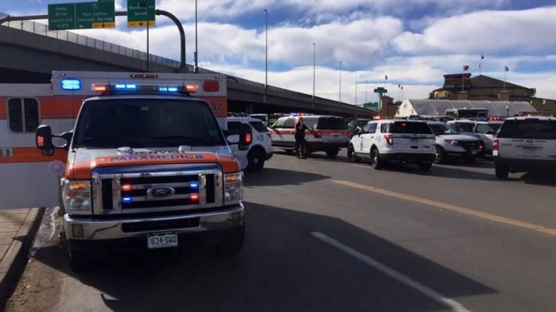 Πυροβολισμοί στο Ντένβερ των ΗΠΑ - Τραυματίστηκαν αστυνομικοί