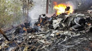 Κόστα Ρίκα: 12 νεκροί από συντριβή μικρού αεροσκάφους (pics)