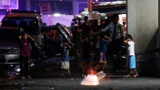 Φιλιππίνες: Εκατοντάδες τραυματίες από χρήση βεγγαλικών την Πρωτοχρονιά