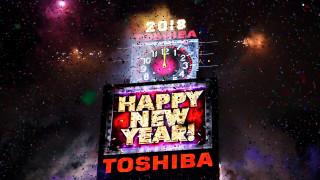Πρωτοχρονιά στην Times Square με την Μαράια Κάρεϊ, πυροτεχνήματα και… κονφετί