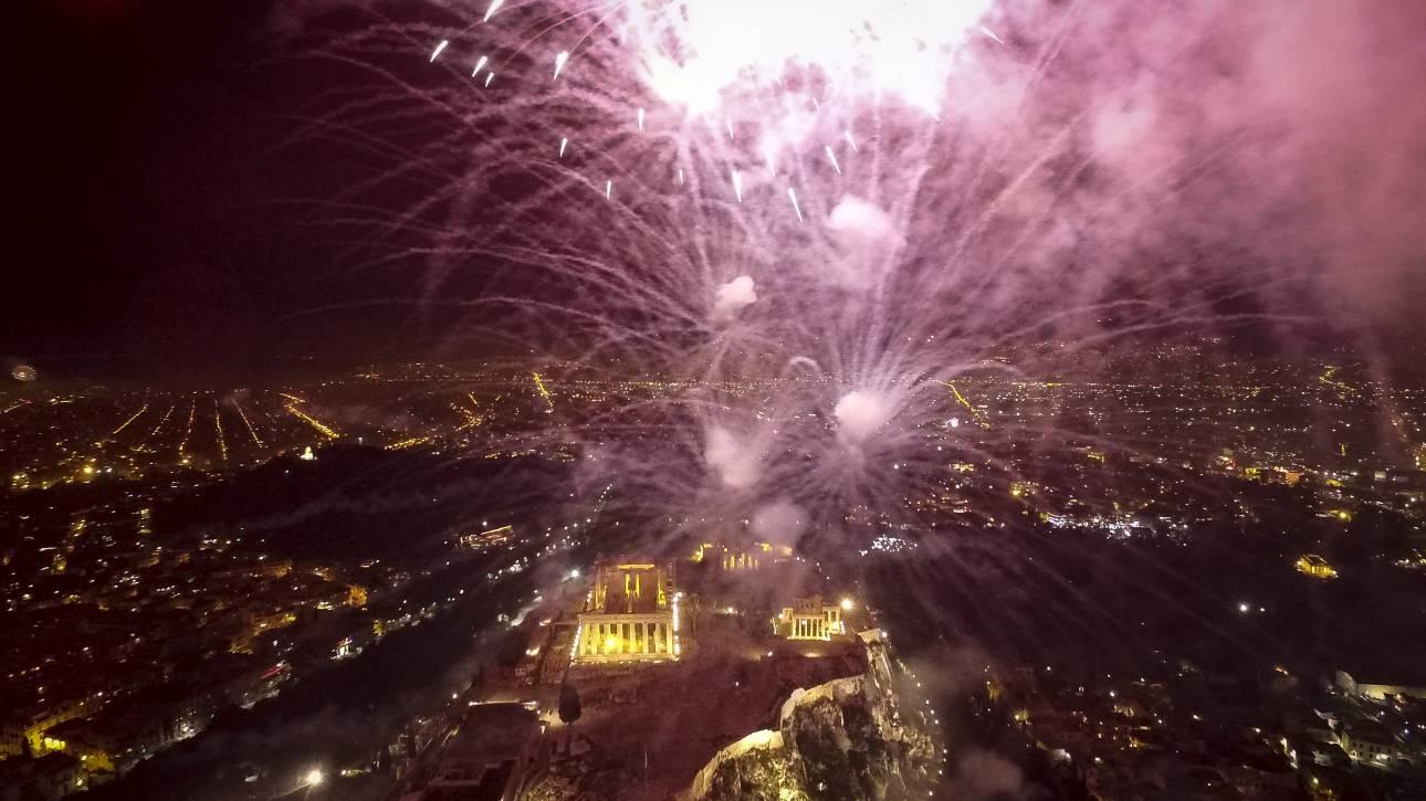 Αυτές είναι οι «πρωτιές» του 2018 στην Ελλάδα