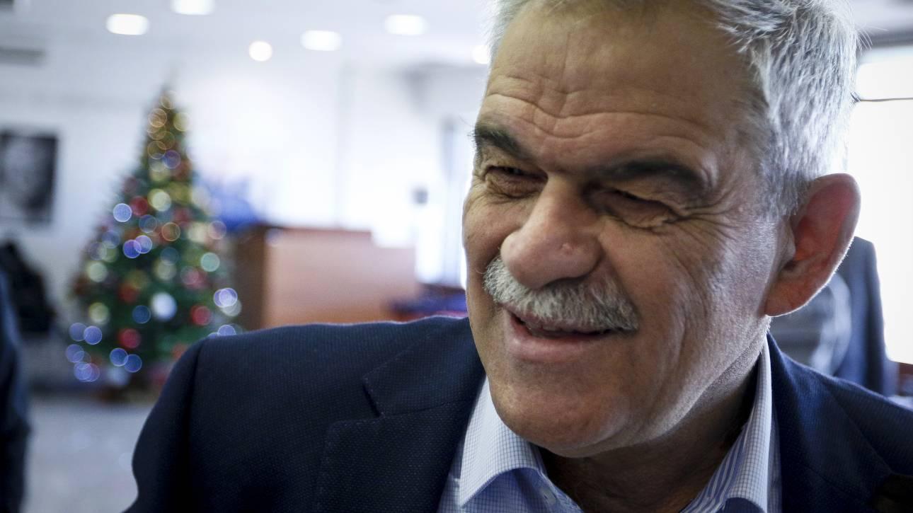 Οι Πρωτοχρονιάτικες ευχές του Τόσκα και του αρχηγού της ΕΛ.ΑΣ. στους ένστολους