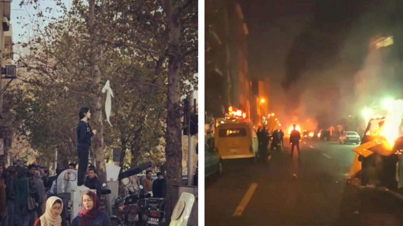 Ιράν: ξεχειλίζει η λαϊκή οργή - τι αποκαλύπτουν τα βίντεο και τα συνθήματα