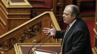 Κατσίκης: «Πλειοψηφία μειοδοσίας» όσοι βουλευτές ψηφίσουν το «Μακεδονία»