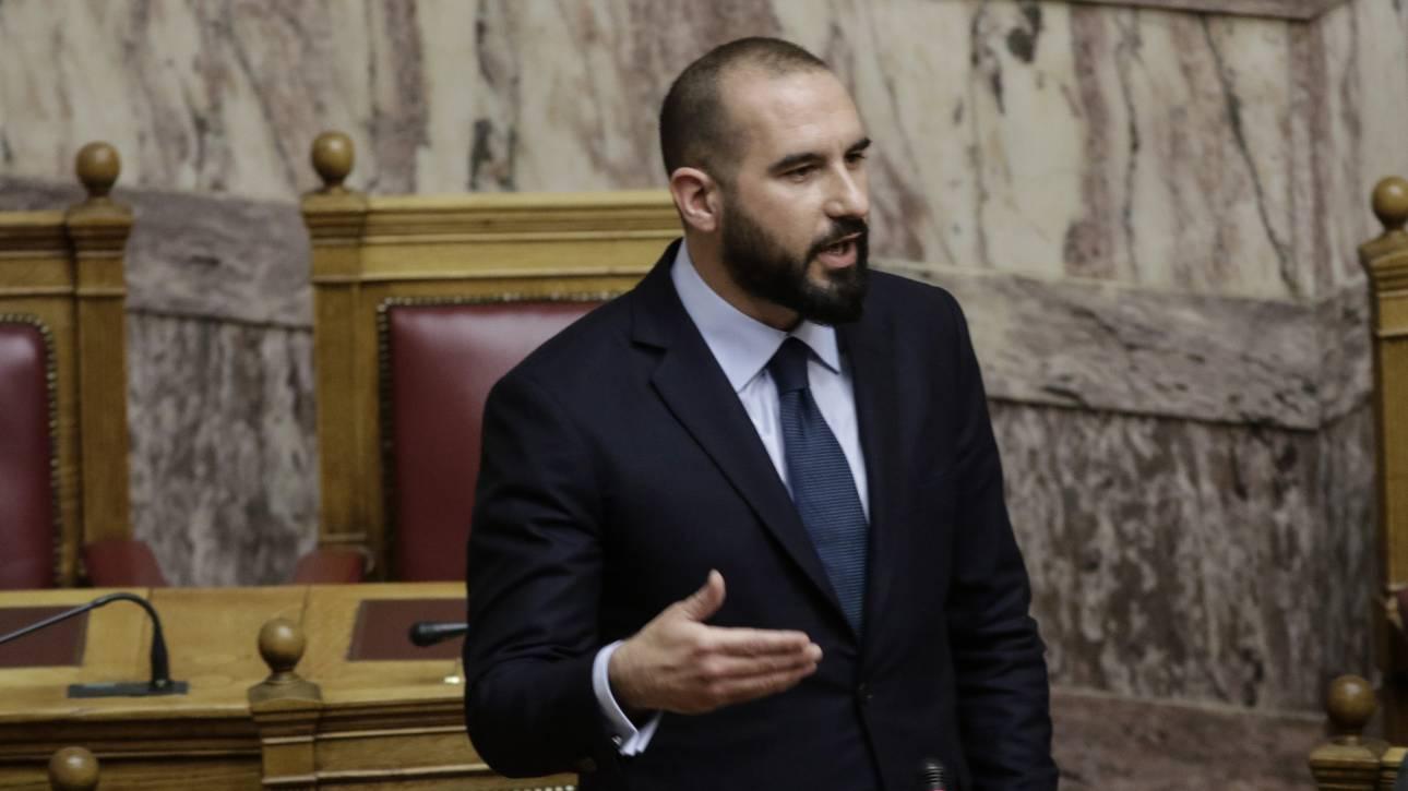 Τζανακόπουλος: Δεν υπάρχει καμία παρέμβαση στη Δικαιοσύνη