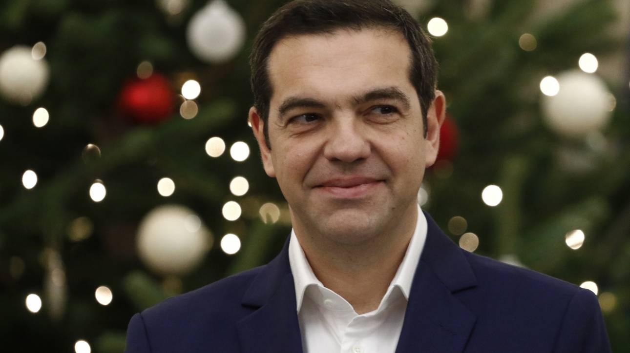 Τσίπρας: Το 2018 θα είναι η χρονιά της Ελλάδας