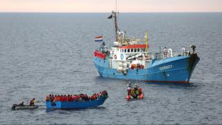 Μεγάλη επιχείρηση σε διεθνή ύδατα για διάσωση εκατοντάδων μεταναστών