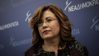 Σπυράκη: Η κυβέρνηση συμπεριφέρεται τυχοδιωκτικά στο θέμα των Τούρκων αξιωματικών