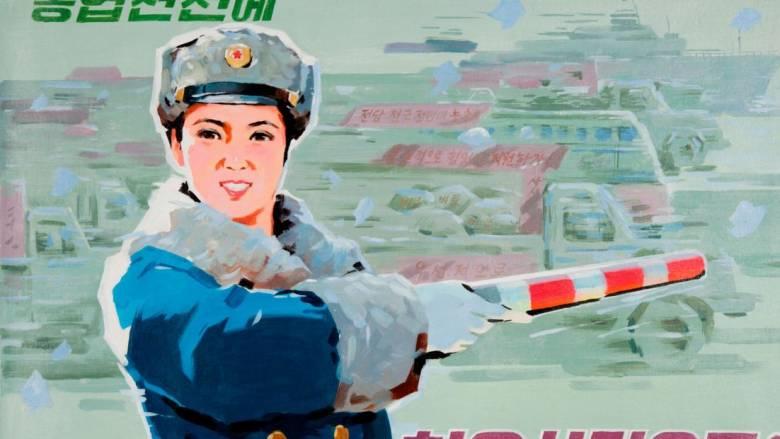 Τι αποκαλύπτουν οι αφίσες προπαγάνδας της Βόρειας Κορέας (pics)