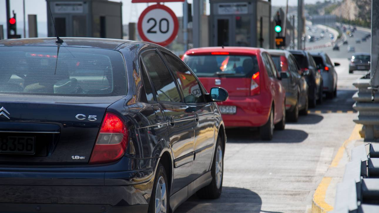 Αυξήσεις στα διόδια των αυτοκινητοδρόμων στην Πελοπόννησο
