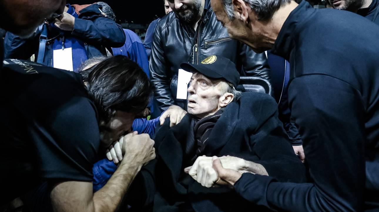 Ευγένιος Γκέραρντ: Συλλυπητήρια από τον υφυπουργό Αθλητισμού
