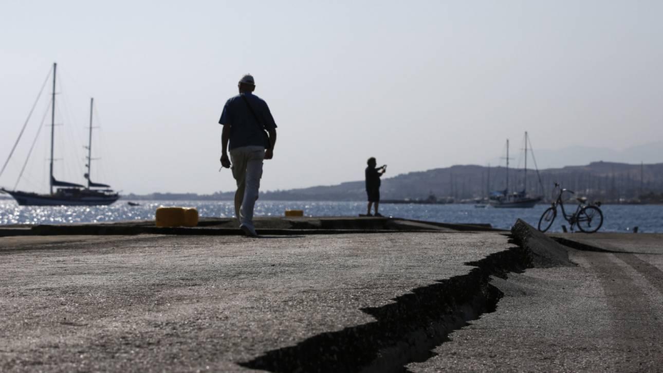 Λέκκας: Η ακολουθία μικρών σεισμών είναι σε πλήρη εξέλιξη