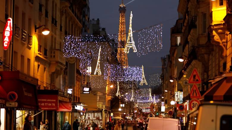 Γαλλία: Κλειστός ο πύργος του Άιφελ λόγω της κακοκαιρίας