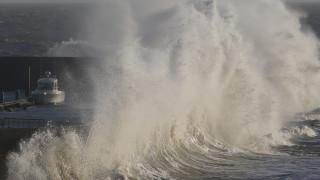 Γαλλία: Σαρώνει η καταιγίδα Eleanor, αναφορές για τραυματίες