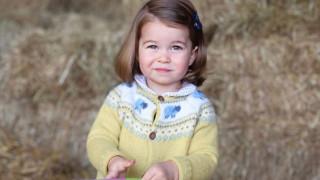 Πριγκίπισσα Σάρλοτ: από τις 4 Ιανουαρίου η ζωή της αλλάζει
