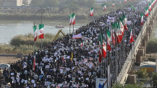 «Βράζει» το Ιράν μετά από σχεδόν μια εβδομάδα βίαιων διαδηλώσεων