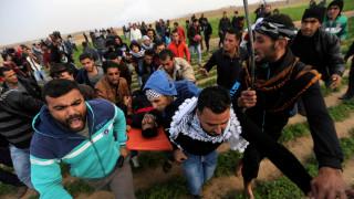 Νεκρός 17χρονος Παλαιστίνιος από ισραηλινά πυρά στη Δυτική Όχθη