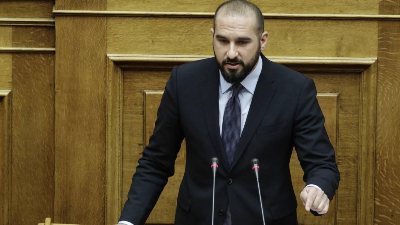 Τζανακόπουλος: Έχουν δημιουργηθεί οι προϋποθέσεις για λύση στην ονομασία της ΠΓΔΜ εντός του 2018