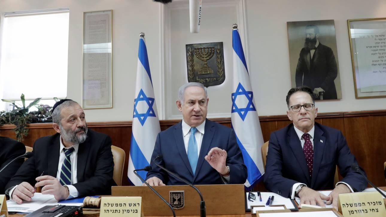 Το Ισραήλ θέλει να επαναφέρει τη θανατική ποινή για τους «τρομοκράτες»