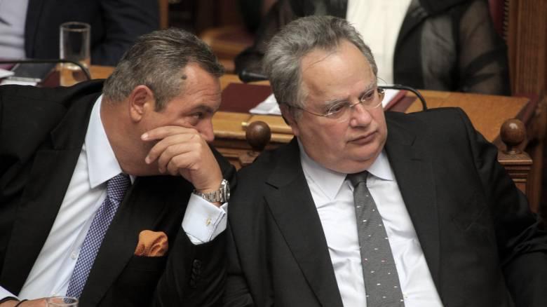 Ολοκληρώθηκε το μίνι υπουργικό για το ζήτημα της ονομασίας της πΓΔΜ