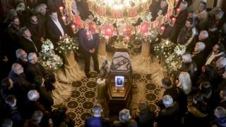 Ευγένιος Γκέραρντ: Το τελευταίο «αντίο»στην Κρήτη (pics)