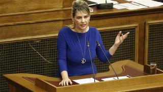 Παπακώστα: Οι διαπραγματεύσεις για ένταξη της πΓΔΜ σε ΝΑΤΟ και ΕΕ να ξεκινήσουν από μηδενική βάση