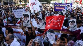 Το Ιράν κατηγορεί την Ουάσινγκτον ότι κρύβεται πίσω από τις διαδηλώσεις