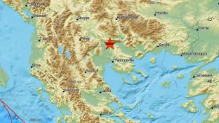 Δύο σεισμοί «ταρακούνησαν» τα ξημερώματα Κιλκίς και Ρόδο