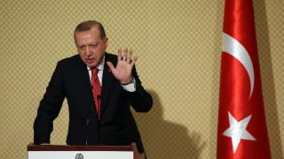 Ερντογάν: Μέρος της αμερικάνικης συνομωσίας η καταδίκη του Τούρκου τραπεζίτη