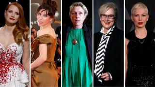 Χρυσές Σφαίρες: οι πρωταγωνιστές που διεκδικούν τα τρόπαια αυτής της Κυριακής (pics)