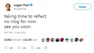 Logan Paul: ο YouTuber αποσύρεται μετά την οργή εναντίον του -ποια είναι η αξία του