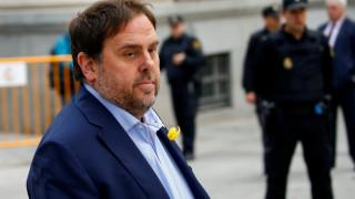 Υπό κράτηση ο πρώην αντιπρόεδρος της καταλανικής κυβέρνησης