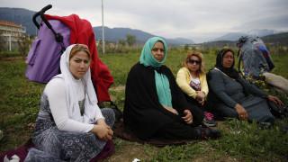 Μειώθηκαν οι αφίξεις προσφύγων και μεταναστών στην Ευρώπη το 2017