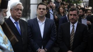 Θεοφάνεια: Στον Πειραιά ο Παυλόπουλος, στην Κάλυμνο ο Τσίπρας