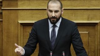 Τζανακόπουλος: Παράθυρο ευκαιρίας που μπορεί να οδηγήσει στην επίλυση του ζητήματος της ΠΓΔΜ