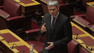 Καραγκούνης: Η κυβέρνηση να καταλήξει σε μία κοινή θέση για το Σκοπιανό